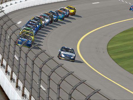 NASCAR SimRacing   PC Review