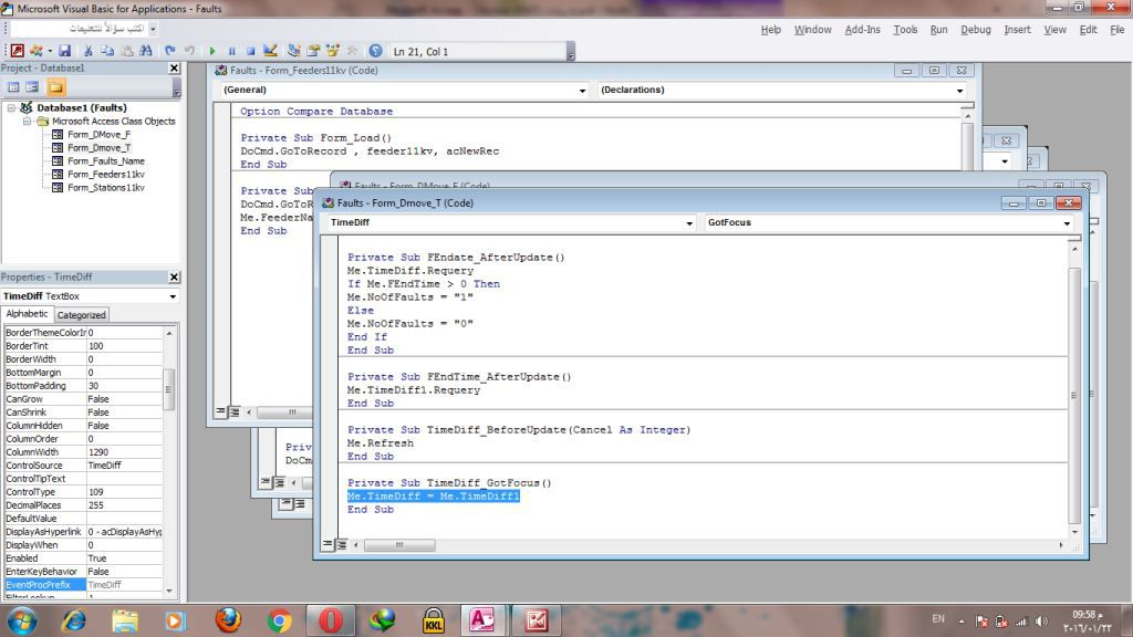 Error -2147352567 (80020009), Access 2007 | PC Review